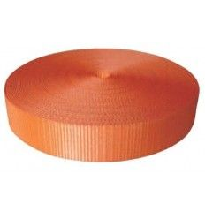 SANGLE D'ARRIMAGE EN ROULEAU DE POLYESTER - 3.200KG - 35MM